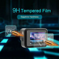 For Gopro Hero 8 Black Camera Accessories Lens+ Screen Protector Protective Film