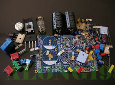 NEW DIY KIT Tube 6N3 Preamp TDA7294 Power Amplifier Kit DIY 80W+80W