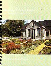 Restoring the Terrace Garden Garland Farm 2007-2011 Mt Desert Bar Harbor Maine