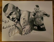Chuck Liddell Autographed Signed UFC 8x10 Photo The Iceman HOF