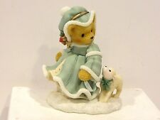 Cherished Teddies - Felicia - Joy To The World Figurine