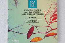 Haydn Cello Concerto C Mozart Sinfonia Concertante Hagen Bjoranger Tomter (Box6)