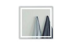Espejo baño con Luz LED LIFE 100x70cm. 30 W.  alta calidad. Espejo de pared