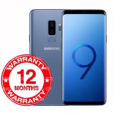 Samsung Galaxy S9+ Plus SM-G965F 128GB (Unlocked) Smartphone Colours Grades