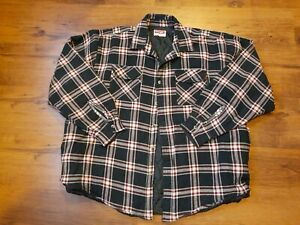 WRANGLER flannel,padded men shirt,multicolored,size-XL