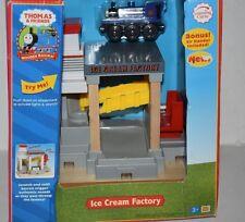 Thomas & Friends  Wooden Railway Ice Cream Factory NIB Very RARE Learning Curve