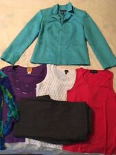 Women's Clothing Lot Business Separates Size 8 with Evan Picone Jacket