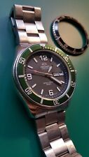 ORIENT MAKO AUTOMATIC DIVE WATCH WITH BLACK DIAL