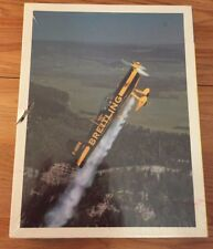 "BREITLING Aerobatic Jet Team jigsaw puzzle 500 pieces NEW 18"" x 24"""