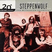 Steppenwolf : The Best Of Steppenwolf: 20th Century Masters;The MIllenium