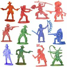 Cowboy Indian Toy Figurines 144 ct 2inch - 3inch …