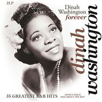 Dinah Washington - Forever: 35 Greatest R&B Hits [New Vinyl LP] Holland - Import