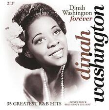 Dinah Washington - Forever: 35 Greatest R&B Hits [New Vinyl LP] Holland - Import