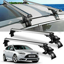 For Ford Focus Fusion Car Sedan Luggage CrossBars Roof Rack Carrier Window  Frame