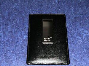 Kartenetui, Kreditkartenetui, Geldbörse der Marke Montblanc
