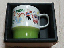Starbucks JAPAN Geography Series Sendai Mug 2016