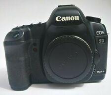 Canon EOS 5D Mark II 21.1MP Digital SLR Camera - not working