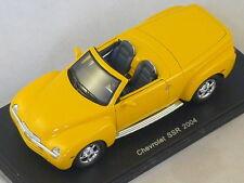 Spark S0858 Chevrolet SSR ouverte 2005 Jaune 2005