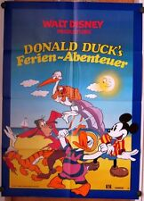 DONALD DUCKS FERIENABENTEUER (Pl. '80er) - WALT DISNEY