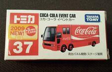 Coca-Cola Event Car 37 Takara Tom 2009 die-cast Japan