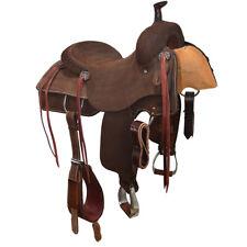 "New! 15.5"" Scott Thomas Ranch Cutting Saddle Code: STSRC300155CHRO"