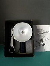 New listing Vintage Kodak Flash Holder Reflector Bracket Instruction Book & Box Bottom