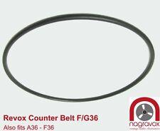 Revox long black Counter Belt G36  F36