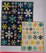 Modern Asterisk - foundation paper pieced quilt PATTERN - 3 sizes