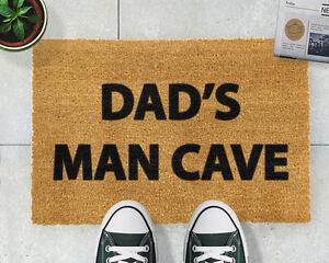 Dad's Mancave Doormat