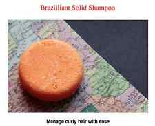 Lush Brazilliant Shampoo Bar Tames unruly locks  1.9 Oz AUTHENTIC! FREE SHIPPING
