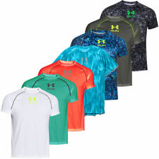 Under armour Polyester Fitted T-Shirts for Men