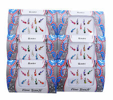 6 Pc Différents Bindi Bollywood Fashion Tattootickers Temporaire Nouvelle Tikka