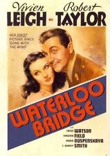 Waterloo Bridge 0883929036295 With Vivien Leigh DVD Region 1