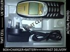 NOKIA 6310I NEW CONDITION JET BLACK UNLOCKED BOXED ---SEE ACTUAL PHOTO