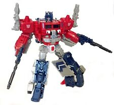 Transformers Takara Legends Super Ginrai Powermaster Optimus Prime LGEX version