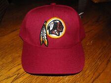 NEW Team Apparel Washington Redskins Adjustable Hat