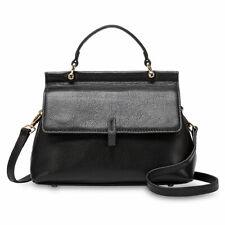 Vera May Tenerife Black Genuine Leather Womens Handbag