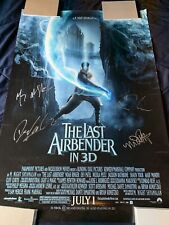 Avatar: The Last Airbender Movie Poster 3D With Signatures