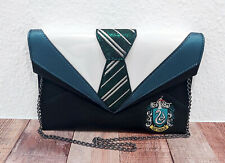 Harry Potter - Danielle Nicole - Slytherin Uniform Clutch Tasche ( Neu )