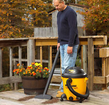 Shop-Vac 12 Gallon 6.5 Peak HP Hardware Wet Dry Blower Vacuum Cleaners 9633400