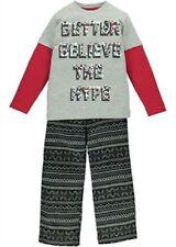 Vêtements coton mélangé pour garçon de 2 à 16 ans