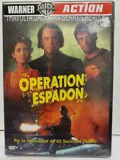 DVD OPERATION ESPADON John Travolta Hugh Jackman Halle Berry NEUF