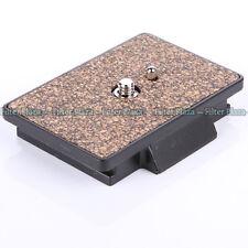 Portable Quick Release Plate For Velbon QB-6RL PH368 Tripod CX686 C600 VCT-870RM