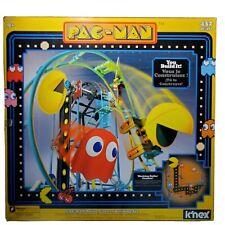🆕 KNEX Pac-Man 🎢 Roller Coaster Building Set - 432 Parts - UNOPENED 💯