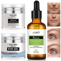 Eye Gel Eye Moisturizer Cream+Retinol Serum VITAMIN A 2.5%+Retinol Moisturizer