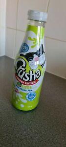 Crusha Lime Milkshake Mix New 740ml green Limited Ed - SUGAR FREE!!! BB Sep 2021