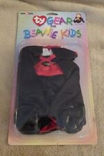 Ty Beanie Kids Gear The Count Halloween Costume New
