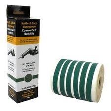 Drill Doctor WSSA0002703 Six 80 Grit Belt Kit for Work Sharp WSKTS