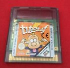 Titeuf - Cartridge Only - Nintendo Game Boy Color - TESTED