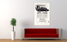 """1963 ISUZU BELLEL 2000 SPECIAL DELUXE AD PRINT WALL POSTER PICTURE 33.1""""x23.4"""""""